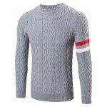 Buy GRAY, Apparel, Men's Clothing, Men's Sweaters & Cardigans for $28.07 in GearBest store