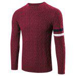 Buy WINE RED, Apparel, Men's Clothing, Men's Sweaters & Cardigans for $33.16 in GearBest store