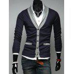 Buy CADETBLUE, Apparel, Men's Clothing, Men's Sweaters & Cardigans for $25.17 in GearBest store