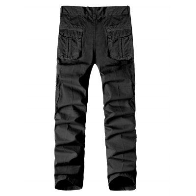 Zipper Fly Pockets Straight Leg Basic Cargo PantsMens Pants<br>Zipper Fly Pockets Straight Leg Basic Cargo Pants<br><br>Closure Type: Zipper Fly<br>Fit Type: Regular<br>Front Style: Pleated<br>Material: Polyester, Cotton<br>Package Contents: 1 x Cargo Pants<br>Pant Length: Long Pants<br>Pant Style: Cargo Pants<br>Style: Fashion<br>Waist Type: Mid<br>Weight: 0.750kg<br>With Belt: No