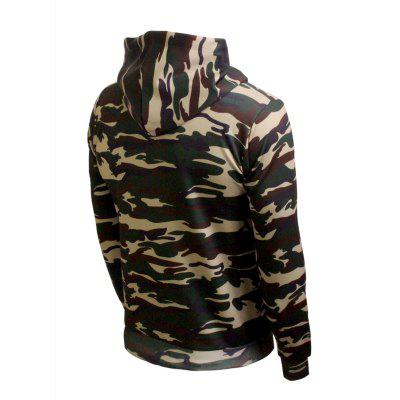 Kangaroo Pocket Drawstring Eyelet Camo HoodieMens Hoodies &amp; Sweatshirts<br>Kangaroo Pocket Drawstring Eyelet Camo Hoodie<br><br>Material: Cotton Blends<br>Package Contents: 1 x Hoodie<br>Shirt Length: Regular<br>Sleeve Length: Full<br>Style: Fashion<br>Weight: 0.4910kg