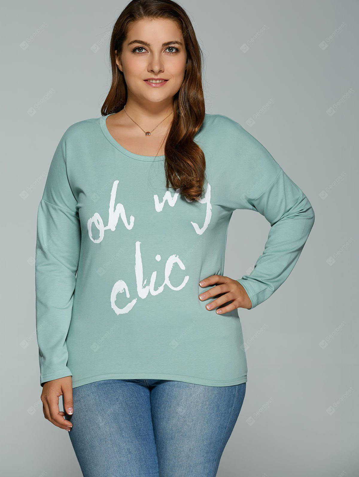 Plus Size Oh My Clic T-Shirt