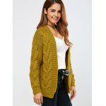 Cable Collarless Cardigan deal