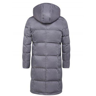 Hooded Lengthen Thicken Floral Embroidered Cotton-Padded CoatMens Jackets &amp; Coats<br>Hooded Lengthen Thicken Floral Embroidered Cotton-Padded Coat<br><br>Clothes Type: Padded<br>Clothing Length: X-Long<br>Collar: Hooded<br>Material: Cotton, Polyester<br>Package Contents: 1 x Coat<br>Season: Winter<br>Sleeve Length: Long Sleeves<br>Style: Fashion<br>Weight: 1.370kg