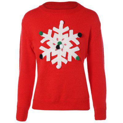 Christmas Snowflakes Sweater