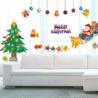 Christmas Tree Removable DIY Wall Decor