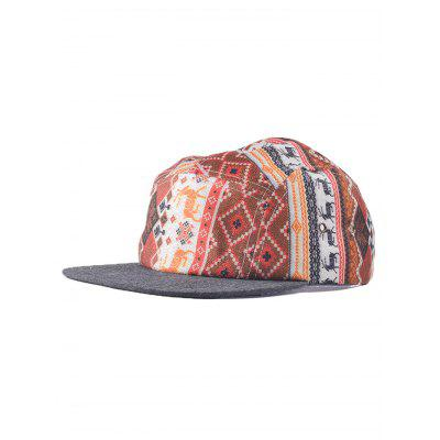 Hip Hop Style Deer Pattern Baseball Cap