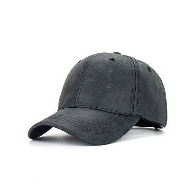 Outdoor Sport PU Baseball Hat