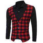 Buy RED, Apparel, Men's Clothing, Men's Shirts for $23.81 in GearBest store