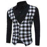 Buy BLACK, Apparel, Men's Clothing, Men's Shirts for $20.36 in GearBest store
