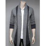 Buy LIGHT GRAY, Apparel, Men's Clothing, Men's Sweaters & Cardigans for $25.42 in GearBest store