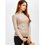 Fit Ribbed Pullover Sweater for sale