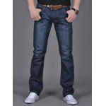 Buy DENIM BLUE, Apparel, Men's Clothing, Men's Jeans for $24.38 in GearBest store