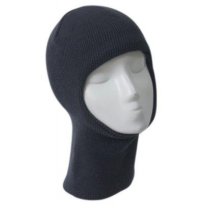 Outdoor Knit Face Mask Neck Warmer Ski CapMens Hats<br>Outdoor Knit Face Mask Neck Warmer Ski Cap<br><br>Circumference (CM): 56-60<br>Gender: For Men<br>Group: Adult<br>Hat Type: Skullies Beanie<br>Material: Polyester<br>Package Contents: 1 x Cap<br>Pattern Type: Solid<br>Style: Fashion<br>Weight: 0.320kg