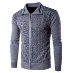 Buy GRAY, Apparel, Men's Clothing, Men's Sweaters & Cardigans for $7.56 in GearBest store