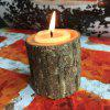 Creative Original Ecology Woody Candle Holder ( Without Candle ) photo