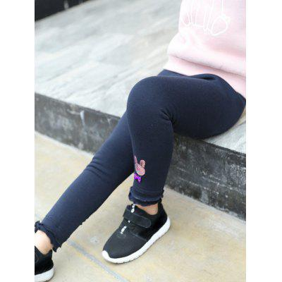Rabbit Cotton Blend Leggings