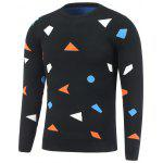 Buy BLACK, Apparel, Men's Clothing, Men's Sweaters & Cardigans for $31.44 in GearBest store
