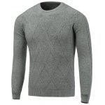 Buy LIGHT GRAY, Apparel, Men's Clothing, Men's Sweaters & Cardigans for $24.93 in GearBest store