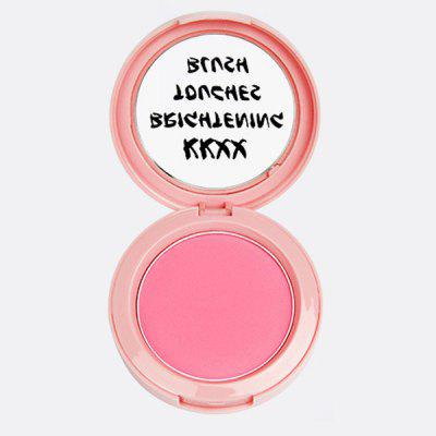 6 Colours Shimmer Matte Powder Blush