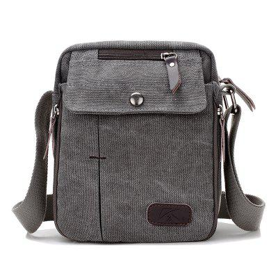 Casual Canvas Corssbody Bag