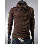 Buy COFFEE, Apparel, Men's Clothing, Men's T-shirts, Men's Long Sleeves Tees for $19.83 in GearBest store
