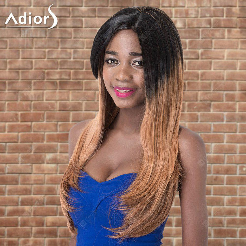 COLORMIX Adiors Long Side Parting Straight Colormix Synthetic Wig