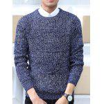 cheap Knit Blends Slimming Long Sleeve Sweater