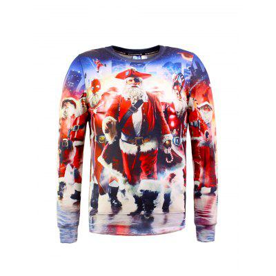 Crew Neck Christmas Sweatshirt