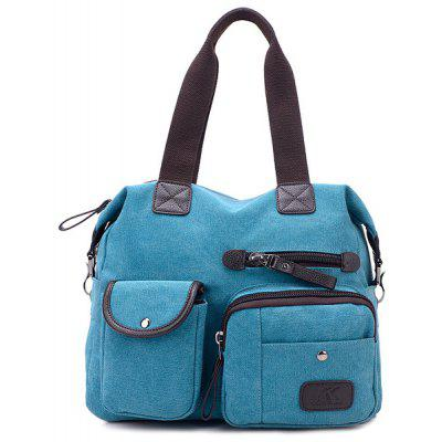 Canvas Multifunctional Handbag