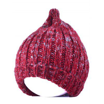 Chunky Crochet Tapered Hat