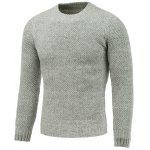 Buy LIGHT GRAY, Apparel, Men's Clothing, Men's Sweaters & Cardigans for $24.79 in GearBest store