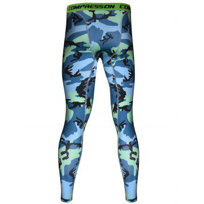 Camouflage Printed Skintight Quick-Dry Gym PantsWeight Lifting Clothes<br>Camouflage Printed Skintight Quick-Dry Gym Pants<br><br>Elasticity: Elastic<br>Material: Cotton, Lycra, Polyester<br>Package Contents: 1 x Pants<br>Pattern Type: Others<br>Weight: 0.152kg