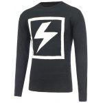 Buy BLACK, Apparel, Men's Clothing, Men's Sweaters & Cardigans for $21.65 in GearBest store