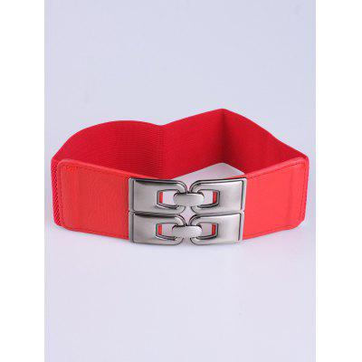 Elastic Wide Belt