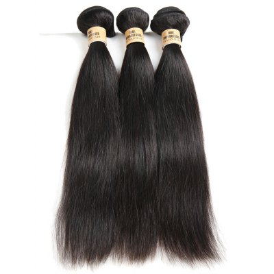 1 Pc/Lot Straight 5A Remy Brazilian Hair Weave