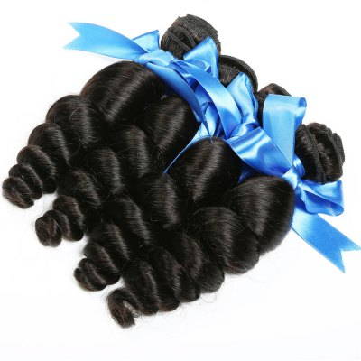 1 Pc/Lot 5A Remy Loose Wave Brazilian Hair Weave