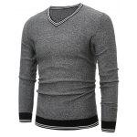 Buy GRAY, Apparel, Men's Clothing, Men's Sweaters & Cardigans for $16.33 in GearBest store