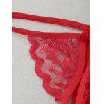 Hollow Out Lace Thongs deal