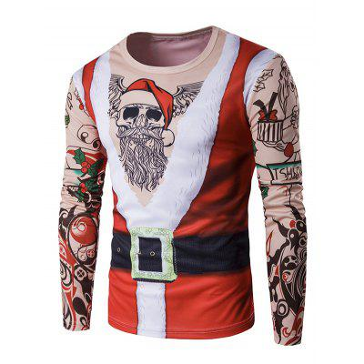 Long Sleeve Tattoo T Shirts