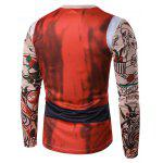 cheap Long Sleeve Tattoo T Shirts
