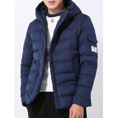 Zip Up Padded Winter Jacket