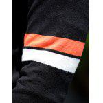 best Crew Neck Varsity Striped Pullover Knitwear