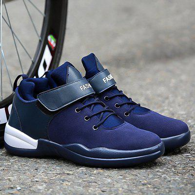 High Top Athletic Shoes
