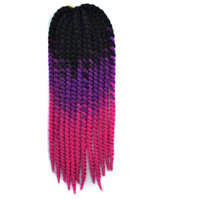 Ombre Braids Dreadlock Synthetic Hair Extension