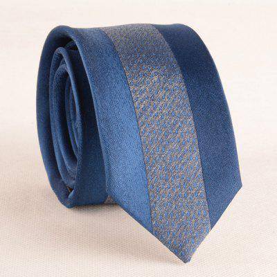 Big Striped Panel 6CM Width Design Tie