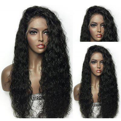 Long Curly Synthetic Lace Front Wig