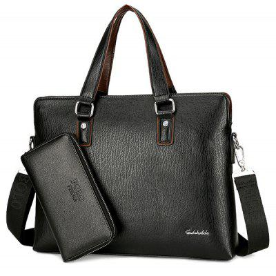 Briefcase With Wallet