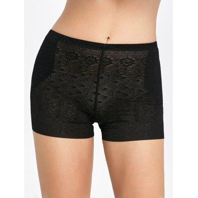 Padded Insert Boyshort Panties