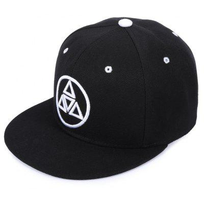 baseball cap embroidery hoop hat machine stylish triangle round summer sunscreen for men sale